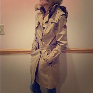 Women's Timberland trench coat